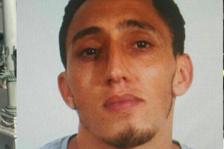 Die Polizei sucht nach dem Marokkaner Driss Oukabir.
