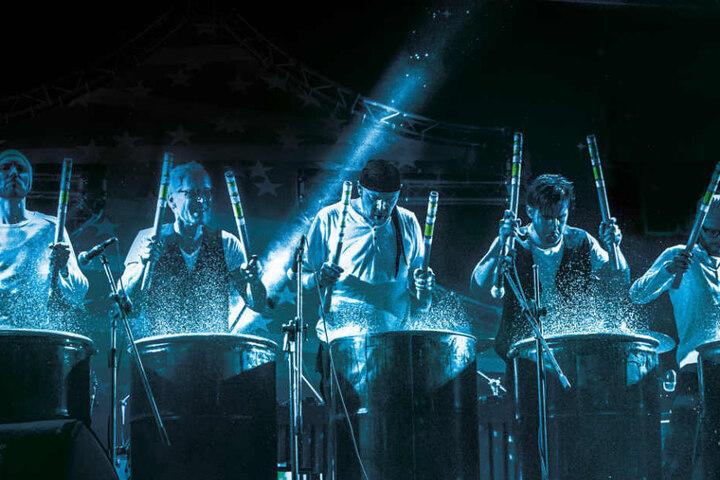 Das Konzert soll in Minden neue Rhythmen zum Schlagen bringen.