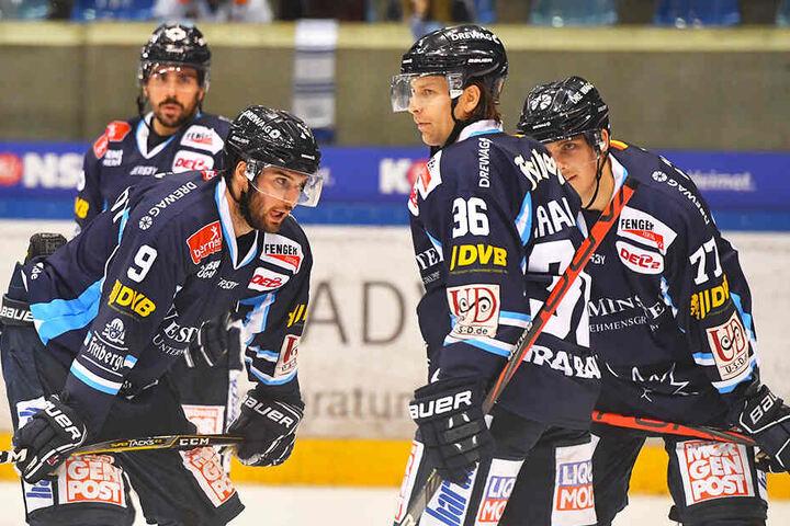 Die Eislöwen verloren auch gegen die Ravensburg Towerstars.