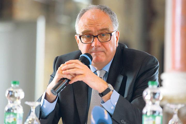 Schlösserland-Chef Christian Striefler (54) lobt die Arbeit der  Expertenkommission.