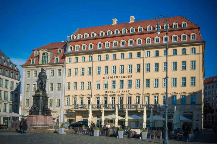 Im Steigenberger Hotel de Saxe kann eine Nacht ab 49 Euro gebucht werden.