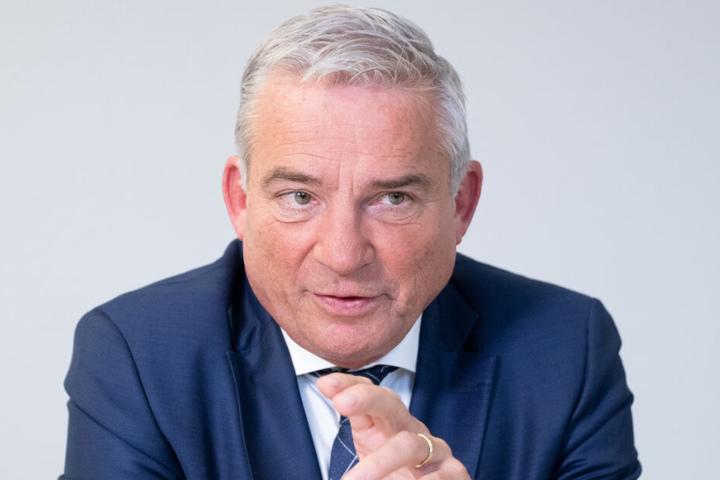 Innenminister Thomas Strobl (CDU).