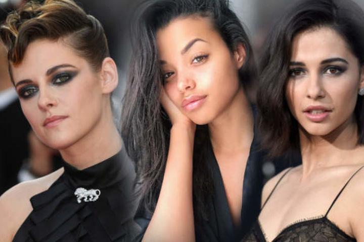 """Kirsten Stewart, Ella Balinska und Naomie Scott (von links) spielen die Hauptrollen in """"Drei Engel für Charlie""""."""