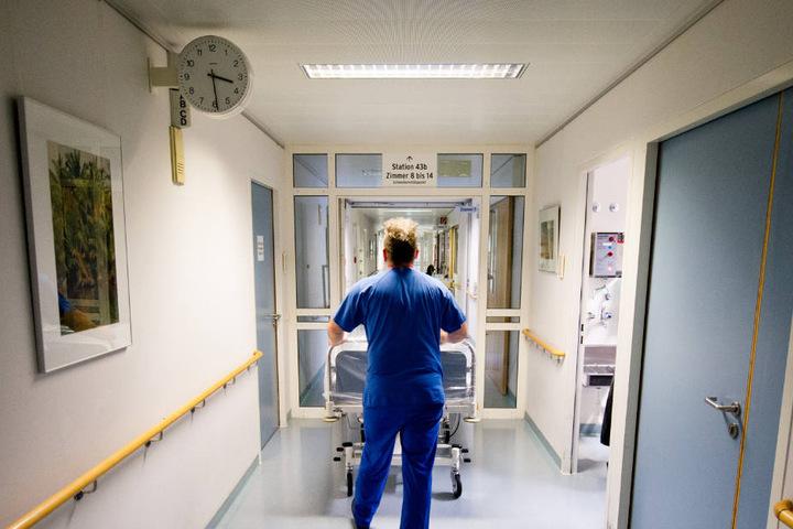 Trotz Stromausfall: Patienten konnten in der Uni-Klinik in Freiburg versorgt werden. (Symbolbild)