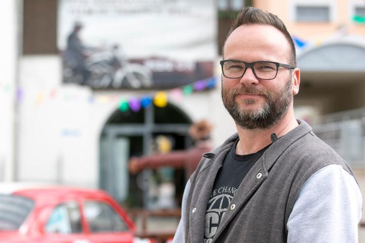 Veranstalter Michael Maaß (45) schließt weitere Events rund um die beiden Kult-Haudegen in Lommatzsch nicht aus.