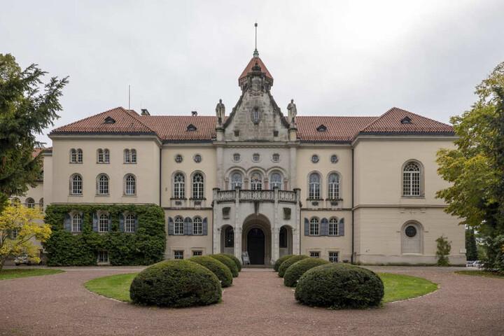 Schloss Waldenburg ist wegen seiner Schönheit bei Besuchern und Filmleuten sehr beliebt.