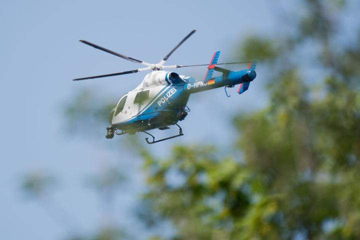 Zunächst hatte die Polizei auch mit einem Hubschrauber nach der Vermissten gesucht.