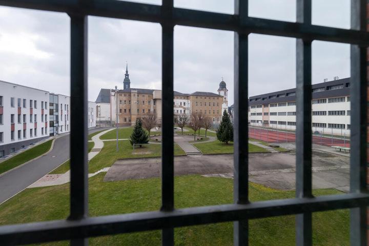 In der JVA Waldheim sind aktuell 355 ausschließlich männliche Häftlinge untergebracht.