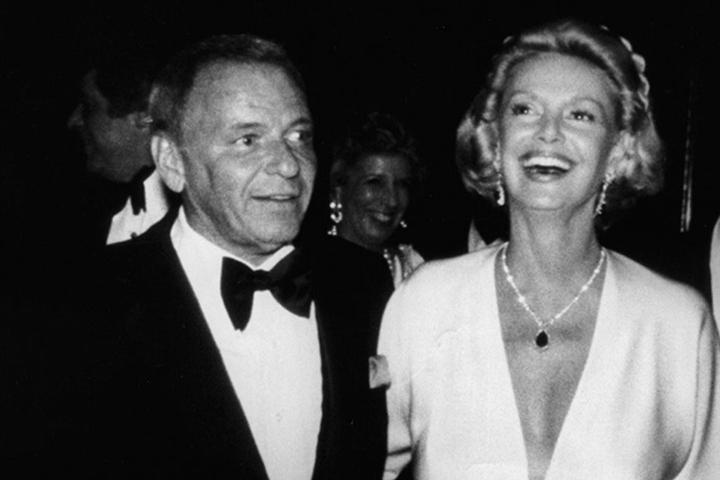 Die Blondine war 26 Jahre lang mit Frank Sinatra verheiratet.