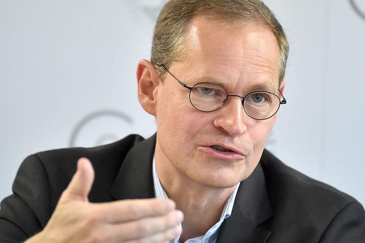 Berlines regierender Bürgermeister will auf die Initiative zugehen.