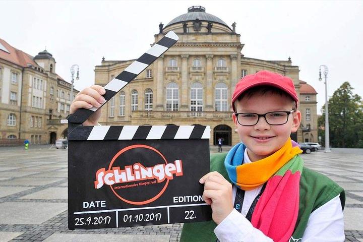 Wenn der Chemnitzer Schlingel die Klappe aufmacht, guckt Kino-Deutschland nach Chemnitz.