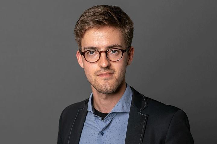 Hendrik Stalmann-Fischer (25) von der SPD.