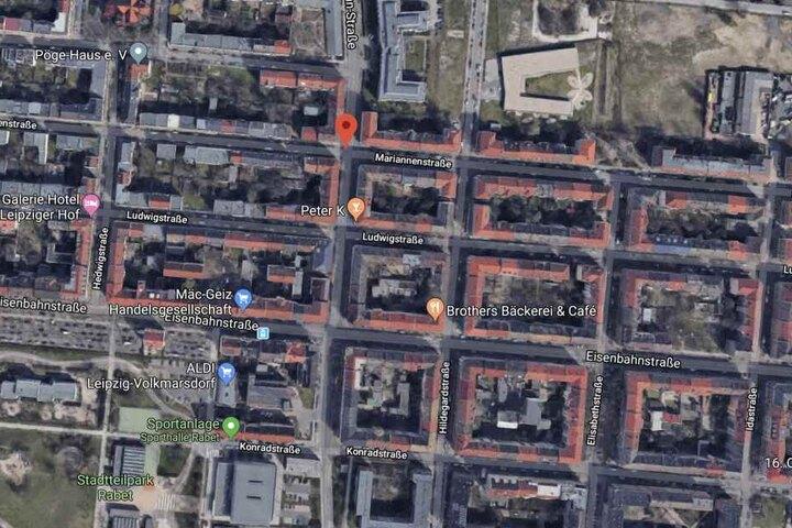 Die 11-Jährige verschwand am Dienstagabend aus ihrer WG in der Mariannenstraße in Leipzig-Volkmarsdorf.