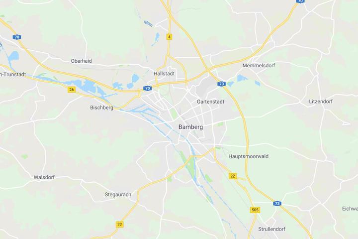 Die Polizei hatte auf der Autobahn 73 bei Bamberg eine schreckliche Entdeckung gemacht.