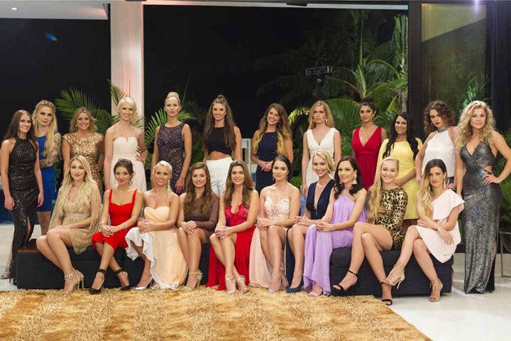 """Das sind alle 22 Kandidatinnen von """"Der Bachelor"""" 2018."""