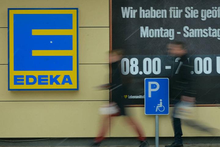 Derzeit wird gegen den Filialleiter des Edeka-Marktes ermittelt.