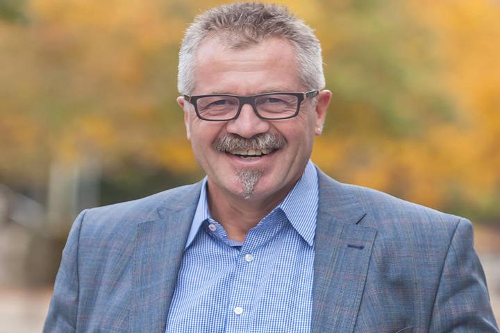 Ordnungsbürgermeister Miko Runkel ist überrascht über die Reaktionen seines Postings.