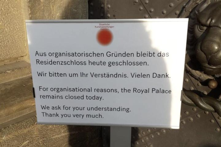 Kriminalität: Polizei: Vitrine im Grünen Gewölbe gezielt zertrümmert