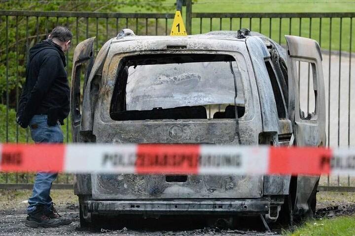 Laut Obduktion starb der 65-jährige Mann an den Verbrennungen.