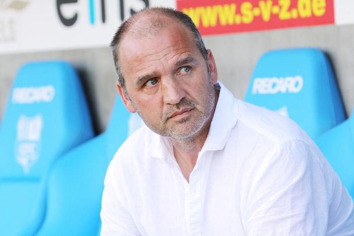Steffen Ziffert hofft auf die Heimstärke seines Clubs.