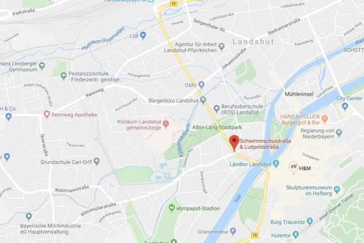 In Landshut wurde eine schwer verletzte Frau gefunden. Die Kripo hofft auf Hinweise aus der Bevölkerung.