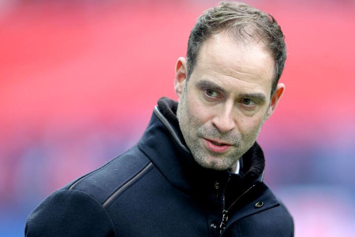 Das hatte RB-Geschäftsführer Oliver Mintzlaff am Samstag während des Spiels gegen Wolfsburg erklärt.