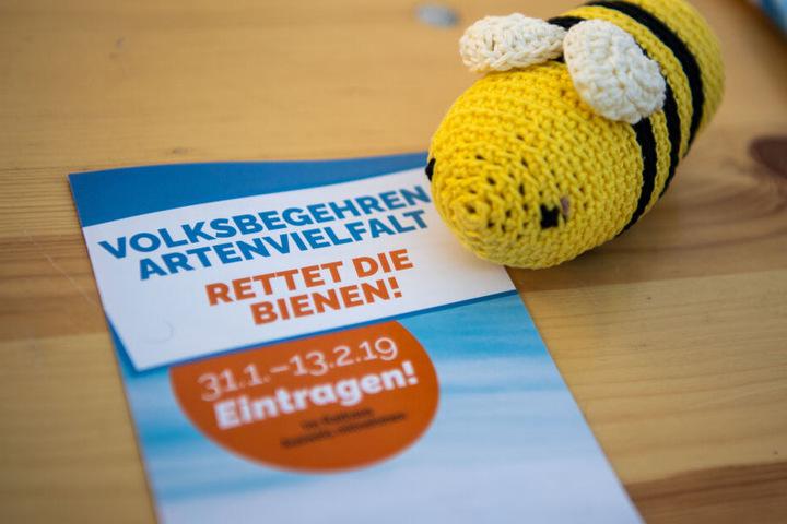 Für das Volksbegehren unterschrieben mehr als 1,7 Millionen Menschen in Bayern.