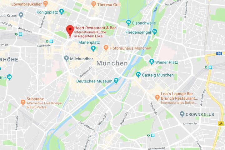 In der Landeshauptstadt München ist es in Bayern in einem Nachtclub zu einer Razzia gekommen.