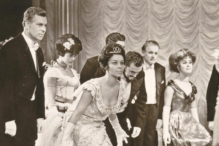 Die Urheber der Legende: Peter Herden und Marita Böhme in der berühmten Inszenierung von 1965.