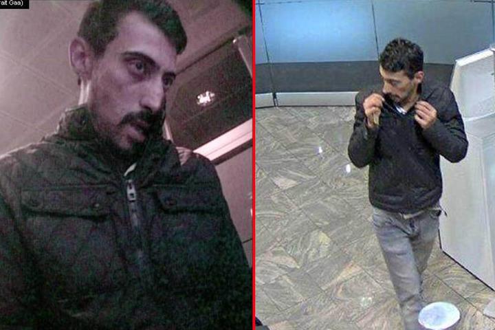 Wer erkennt diesen Mann? Hinweise nimmt die Polizei Gütersloh entgegen.