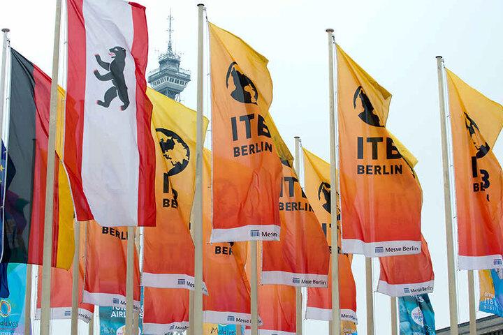 Bis Sonntag findet auf dem Berliner Messegelände die ITB statt.