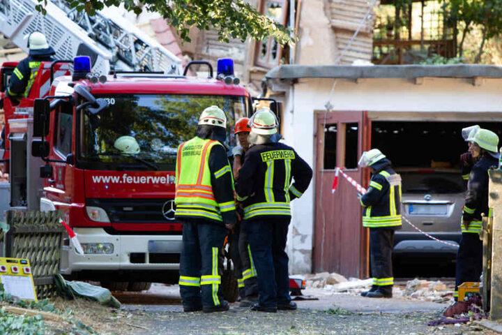 Feuerwehr und Rettungskräfte konnten dem Paar nicht mehr helfen.
