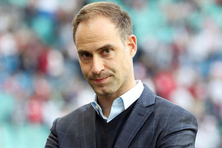 RB-Geschäftsführer Oliver Mintzlaff (43) schob den Gerüchten jetzt einen Riegel vor.