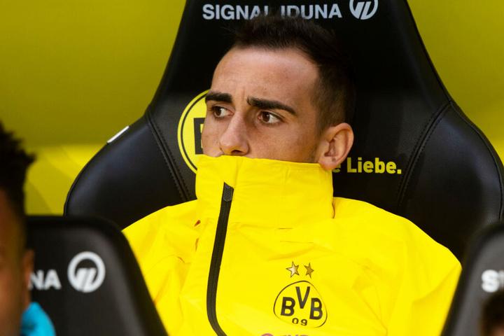 Paco Alcacer steht beim BVB nicht im Kader für das Spiel gegen Augsburg. Es sieht nach getrennten Wegen noch in diesem Winter aus.