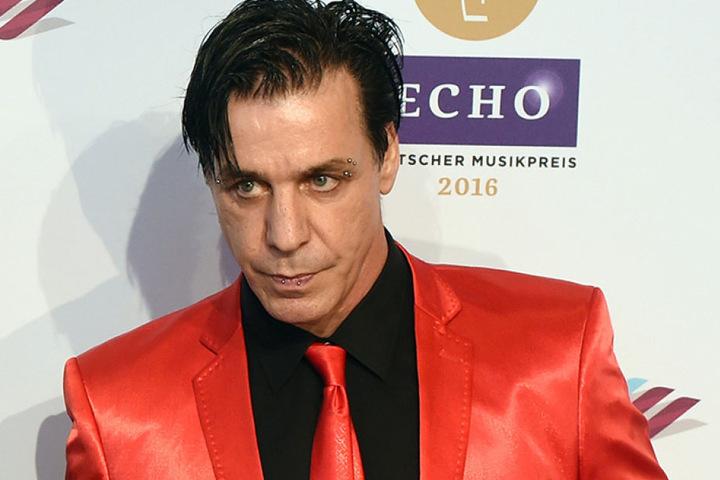 """Ist jetzt etwa wieder """"Rammstein""""-Rocker Till Lindemann (54) der Mann an ihrer Seite?"""