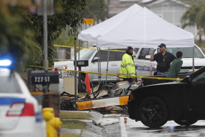 Drei Menschen sind bei dem Absturz auf der Hawaii-Insel Oahu ums Leben gekommen.