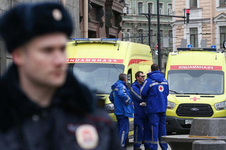Offiziell geht man von 10 Toten und rund 50 Verletzten aus.