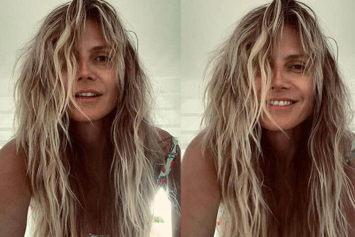 Was hat Heidi (46) vor?