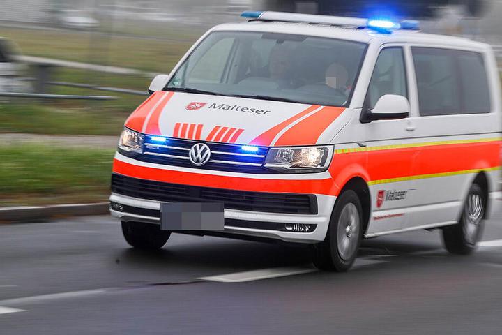 Der 7-Jährige musste in ein Krankenhaus verbracht werden.
