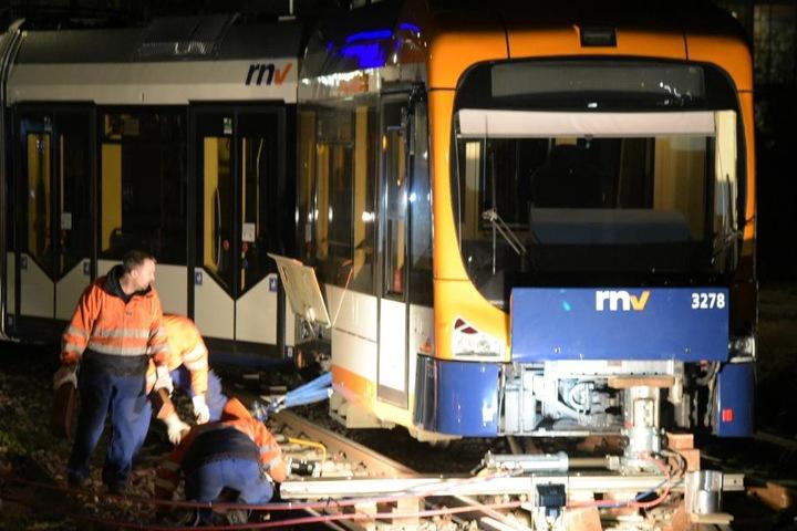 Entgleiste Linie 5 nur die Spitze des Eisbergs: Es gab schon die gesamte vergangenen Woche Probleme im Heidelberger Straßenbahn-Verkehr.