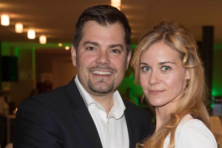 Sie möchte mehr Zeit für ihren Mann Daniel Fehlow (43) und die zwei gemeinsamen Kinder haben.