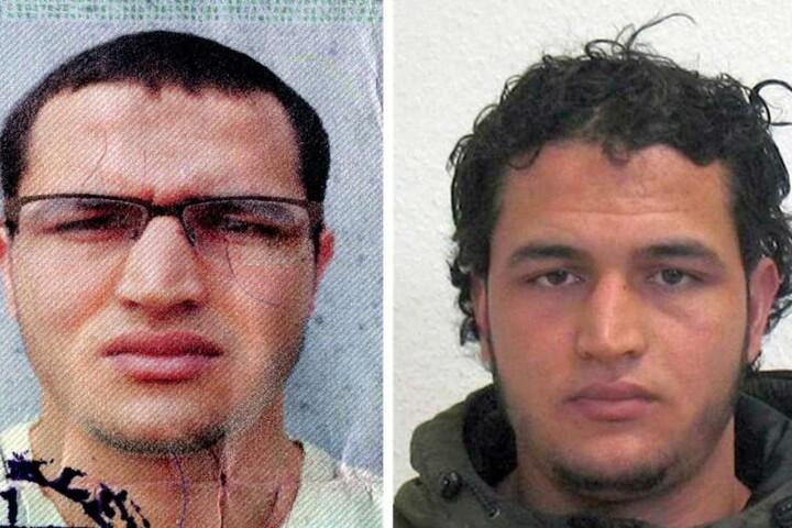 Die festgenommenen Männer sollen Komplizen von Anis Amri (24, s.o) sein.