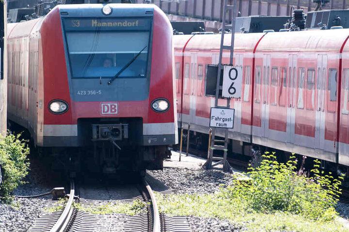 Aufgrund von Bauarbeiten ist die Stammstrecke von Freitagabend bis Montagmorgen gesperrt.