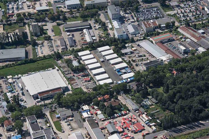 Sehr wahrscheinlich kauft Globus das Gelände der einstigen Erstaufnahmeeinrichtung an der Bremer Straße.