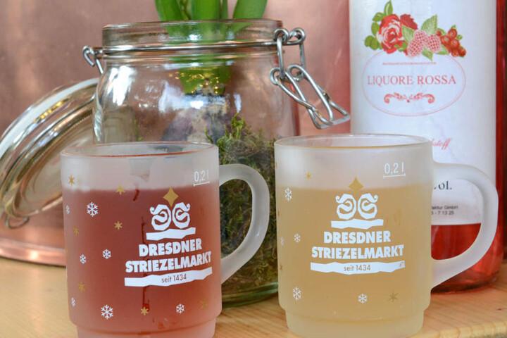 Da steigt ein Rosenduft aus dem Roséwein von Harichs Jägerhütte auf, meint  TAG24-Testerin Vivien Nogaj (23).