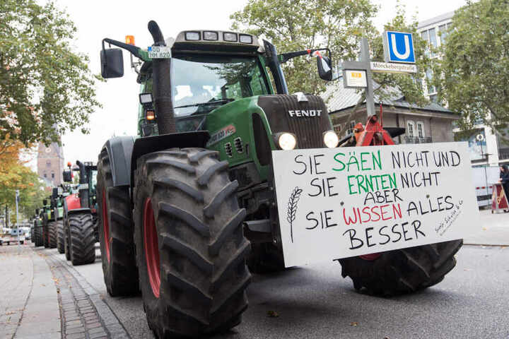 Am Donnerstag wird in Hamburg ein Verkehrschaos erwartet.