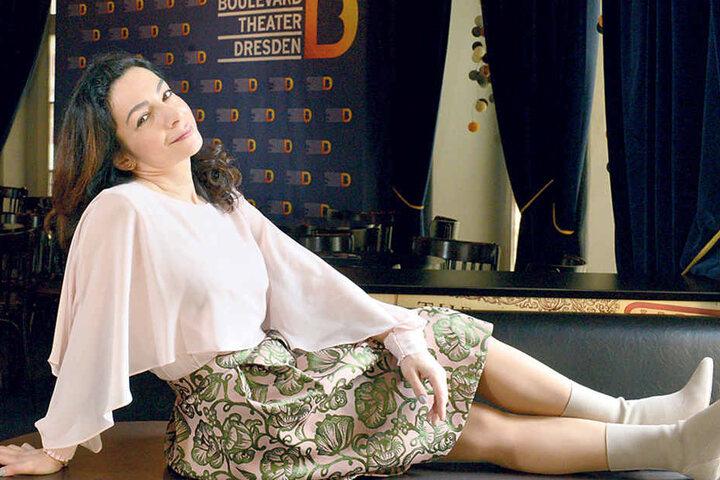 """Vom 22. bis 27. April ist Sopranistin Karina Schwarz wieder in """"Azzurro"""" zu hören."""