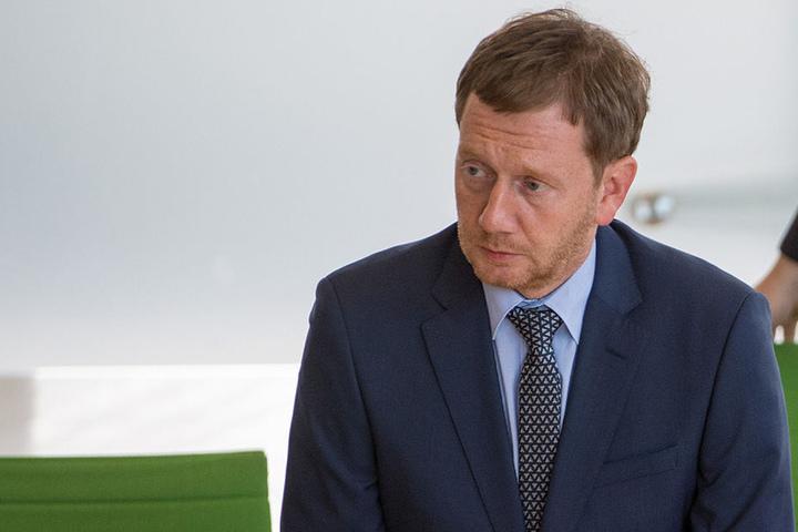 Eine vernünftige Regelung wurde gefunden, findet Sachsens Ministerpräsident Michael Kretschmer (43, CDU).