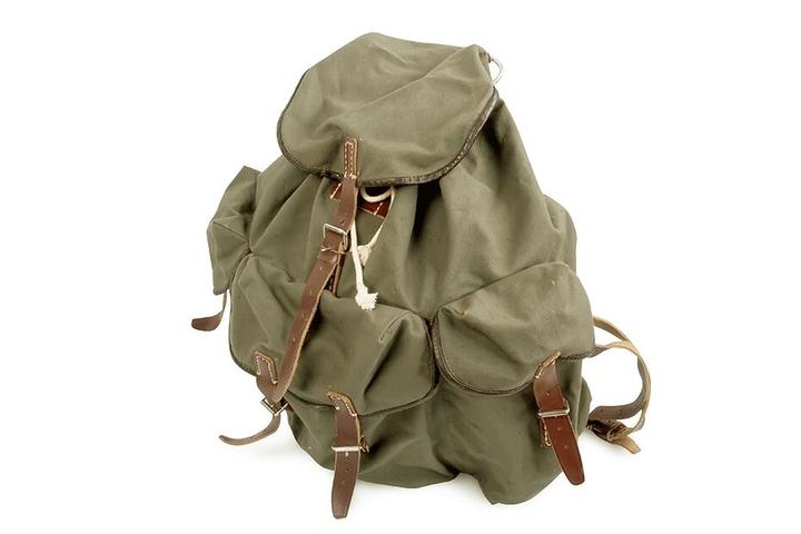 Verfing sich der britische Wanderer in den Trageriemen seines Rucksacks? (Symbolbild)