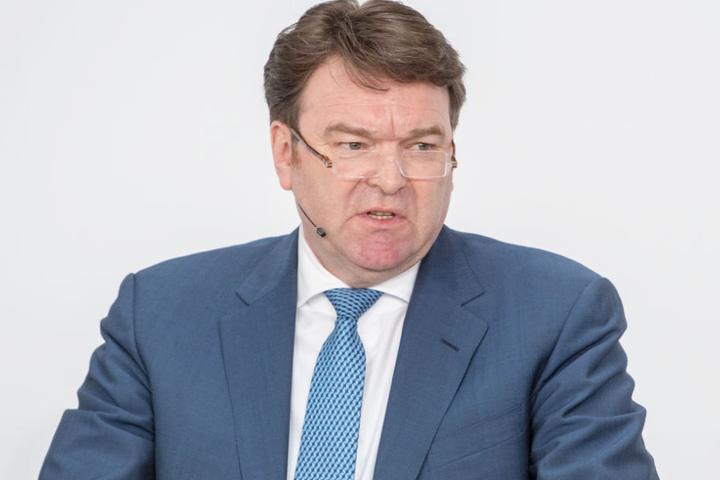Bram Schot wurde nicht wie erwartet zum regulären Chef der VW-Tochter Audi berufen. (Archivbild)